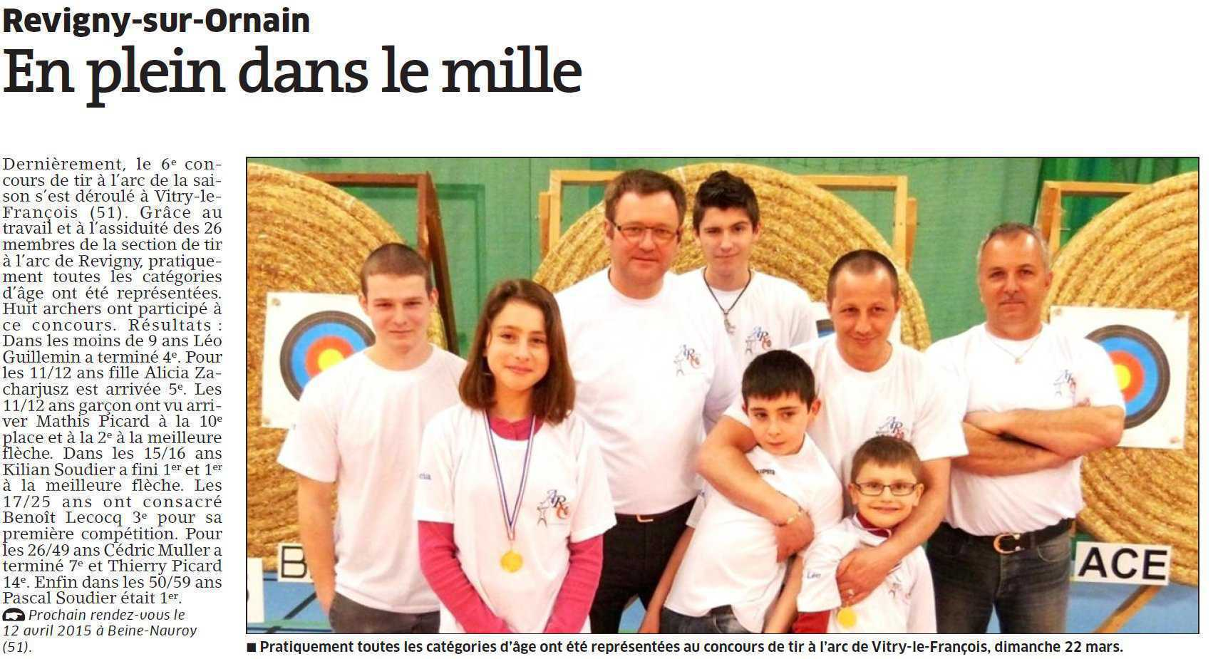 Article Vitry