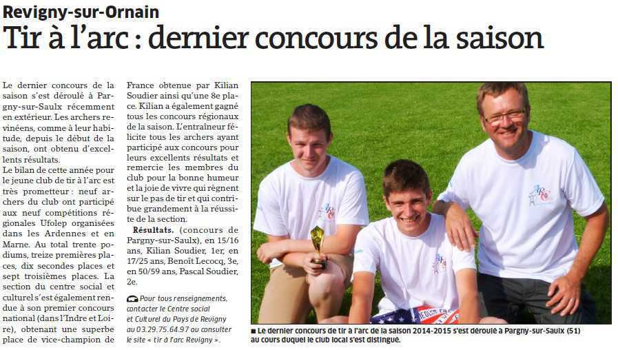 Article Pargny